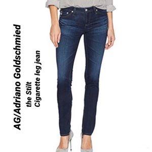 AG Adriano Goldschmied / the Stilt Jean